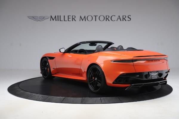 Used 2020 Aston Martin DBS Superleggera Volante for sale $339,800 at Alfa Romeo of Westport in Westport CT 06880 4