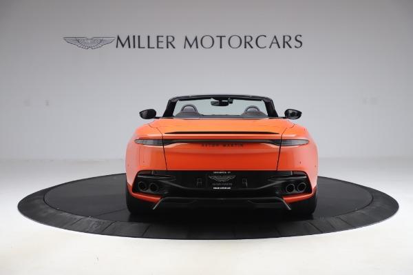 Used 2020 Aston Martin DBS Superleggera Volante for sale $339,800 at Alfa Romeo of Westport in Westport CT 06880 5