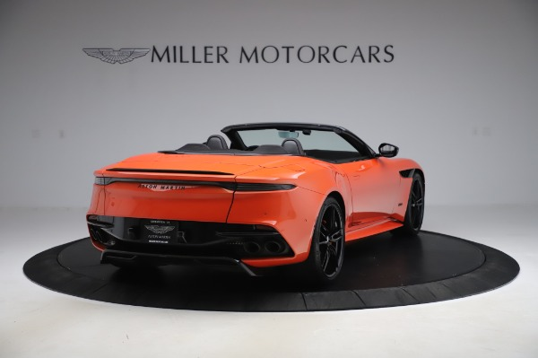 Used 2020 Aston Martin DBS Superleggera for sale $339,900 at Alfa Romeo of Westport in Westport CT 06880 6