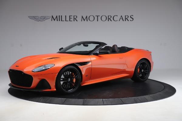Used 2020 Aston Martin DBS Superleggera Volante for sale $339,800 at Alfa Romeo of Westport in Westport CT 06880 1