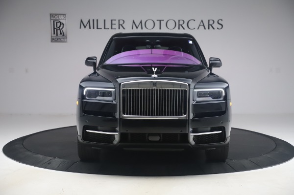 New 2021 Rolls-Royce Cullinan for sale $403,700 at Alfa Romeo of Westport in Westport CT 06880 2