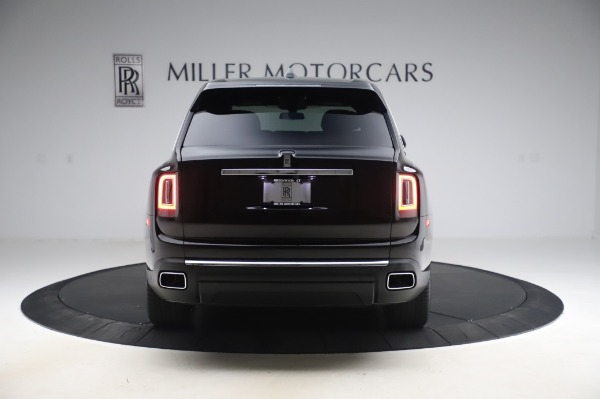 New 2021 Rolls-Royce Cullinan for sale $403,700 at Alfa Romeo of Westport in Westport CT 06880 5