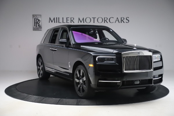 New 2021 Rolls-Royce Cullinan for sale $403,700 at Alfa Romeo of Westport in Westport CT 06880 8