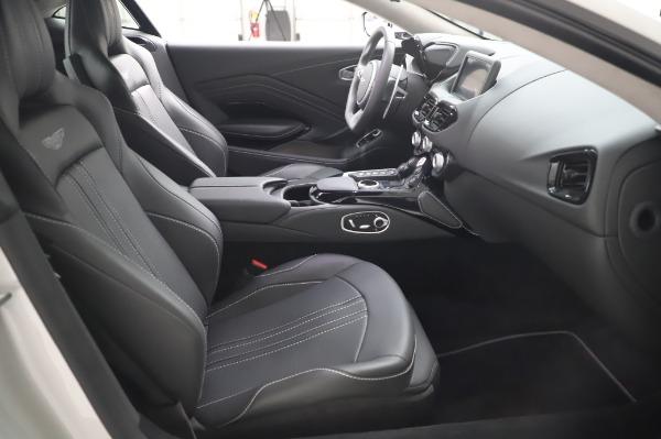 Used 2020 Aston Martin Vantage Coupe for sale $149,800 at Alfa Romeo of Westport in Westport CT 06880 18