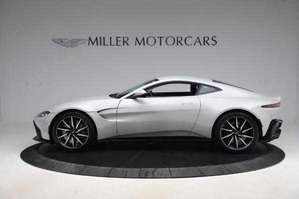Used 2020 Aston Martin Vantage Coupe for sale $149,800 at Alfa Romeo of Westport in Westport CT 06880 2