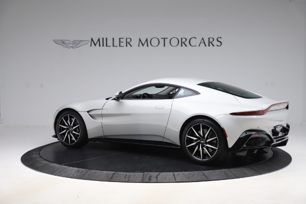 Used 2020 Aston Martin Vantage Coupe for sale $149,800 at Alfa Romeo of Westport in Westport CT 06880 3