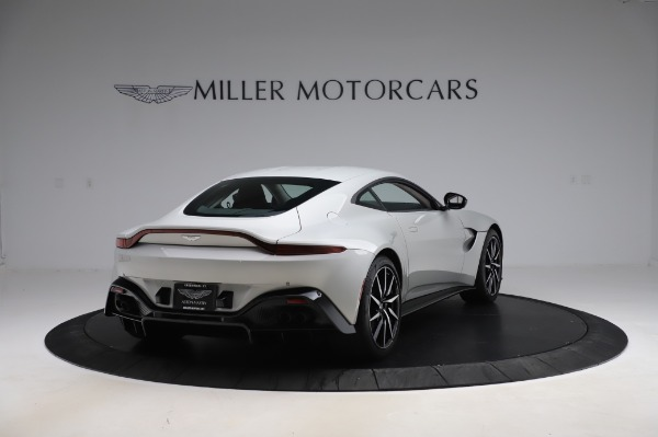 Used 2020 Aston Martin Vantage Coupe for sale $149,800 at Alfa Romeo of Westport in Westport CT 06880 6