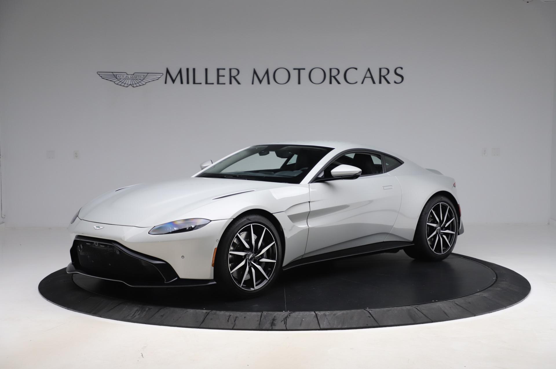 Used 2020 Aston Martin Vantage Coupe for sale $149,800 at Alfa Romeo of Westport in Westport CT 06880 1