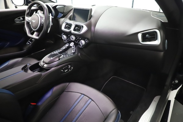 Used 2019 Aston Martin Vantage for sale $124,900 at Alfa Romeo of Westport in Westport CT 06880 18