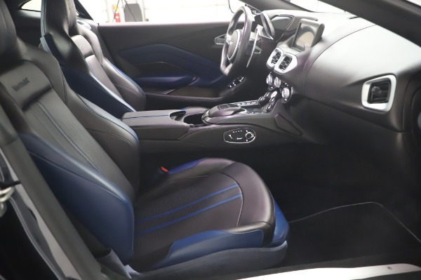 Used 2019 Aston Martin Vantage for sale $127,900 at Alfa Romeo of Westport in Westport CT 06880 19