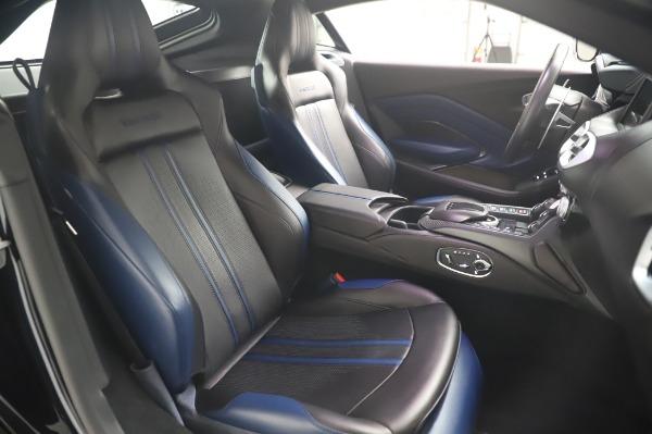 Used 2019 Aston Martin Vantage for sale $124,900 at Alfa Romeo of Westport in Westport CT 06880 20