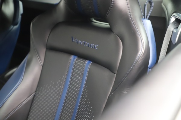 Used 2019 Aston Martin Vantage for sale $124,900 at Alfa Romeo of Westport in Westport CT 06880 21