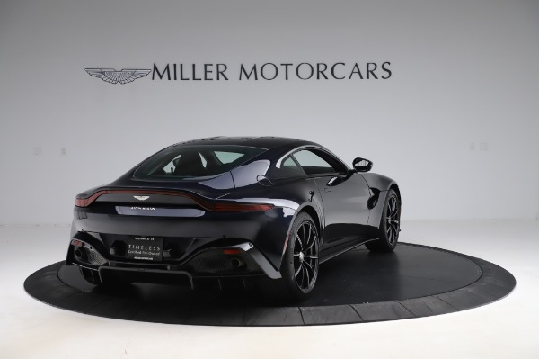 Used 2019 Aston Martin Vantage for sale $124,900 at Alfa Romeo of Westport in Westport CT 06880 6