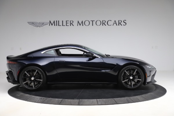 Used 2019 Aston Martin Vantage for sale $127,900 at Alfa Romeo of Westport in Westport CT 06880 8