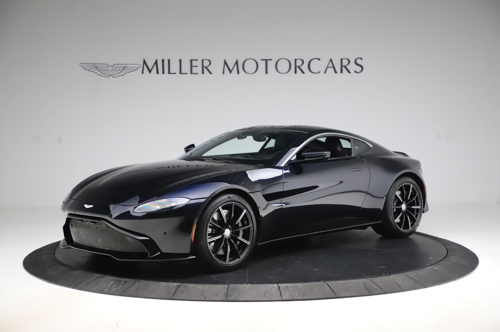 Used 2019 Aston Martin Vantage for sale $127,900 at Alfa Romeo of Westport in Westport CT 06880 1