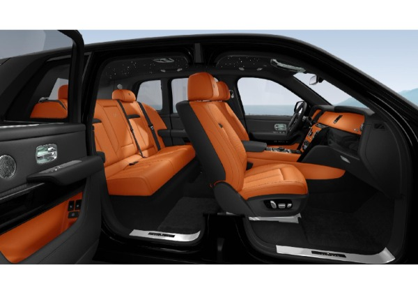 New 2021 Rolls-Royce Cullinan Black Badge for sale $433,225 at Alfa Romeo of Westport in Westport CT 06880 4