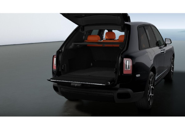 New 2021 Rolls-Royce Cullinan Black Badge for sale $433,225 at Alfa Romeo of Westport in Westport CT 06880 5