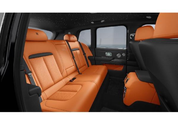 New 2021 Rolls-Royce Cullinan Black Badge for sale $433,225 at Alfa Romeo of Westport in Westport CT 06880 6