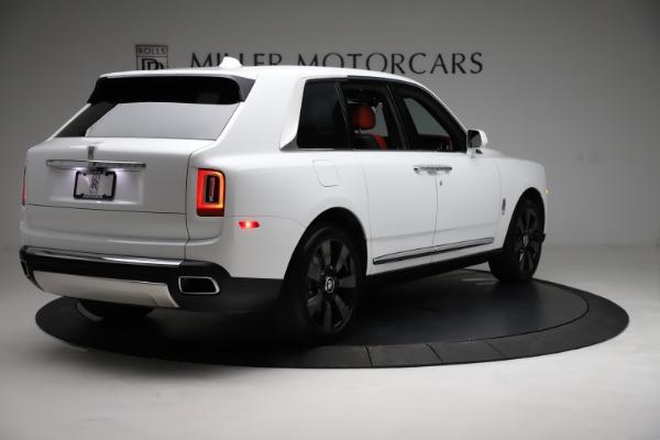 Used 2021 Rolls-Royce Cullinan for sale Sold at Alfa Romeo of Westport in Westport CT 06880 10