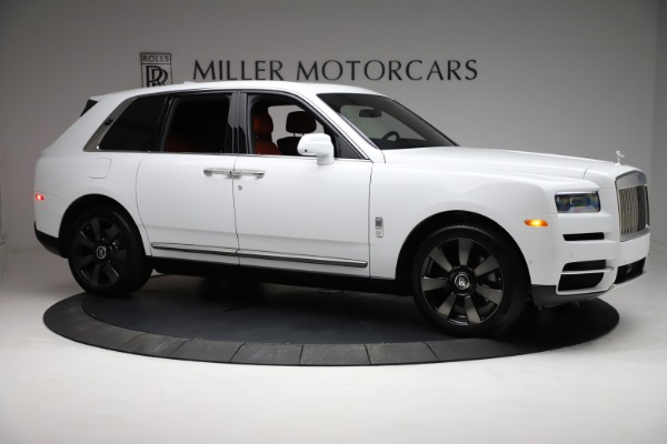 Used 2021 Rolls-Royce Cullinan for sale Sold at Alfa Romeo of Westport in Westport CT 06880 12
