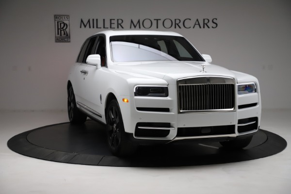 Used 2021 Rolls-Royce Cullinan for sale Sold at Alfa Romeo of Westport in Westport CT 06880 14