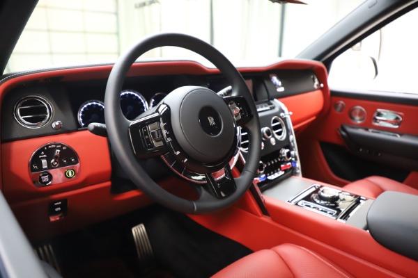 Used 2021 Rolls-Royce Cullinan for sale Sold at Alfa Romeo of Westport in Westport CT 06880 15
