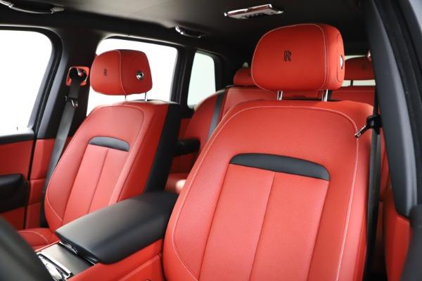 Used 2021 Rolls-Royce Cullinan for sale Sold at Alfa Romeo of Westport in Westport CT 06880 17