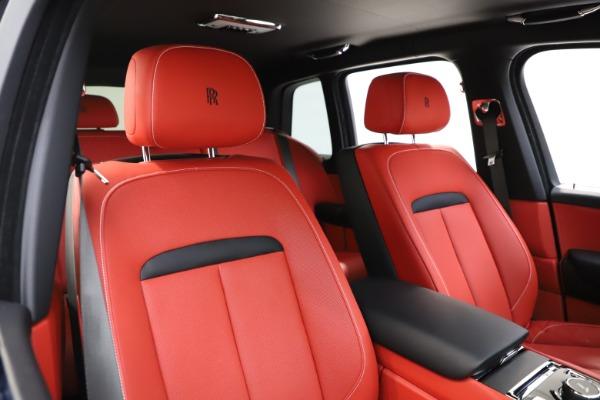 Used 2021 Rolls-Royce Cullinan for sale Sold at Alfa Romeo of Westport in Westport CT 06880 18