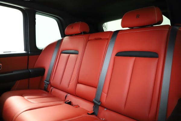 Used 2021 Rolls-Royce Cullinan for sale Sold at Alfa Romeo of Westport in Westport CT 06880 19