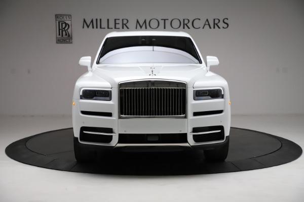 Used 2021 Rolls-Royce Cullinan for sale Sold at Alfa Romeo of Westport in Westport CT 06880 2