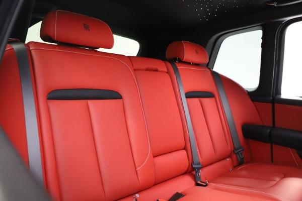 Used 2021 Rolls-Royce Cullinan for sale Sold at Alfa Romeo of Westport in Westport CT 06880 20