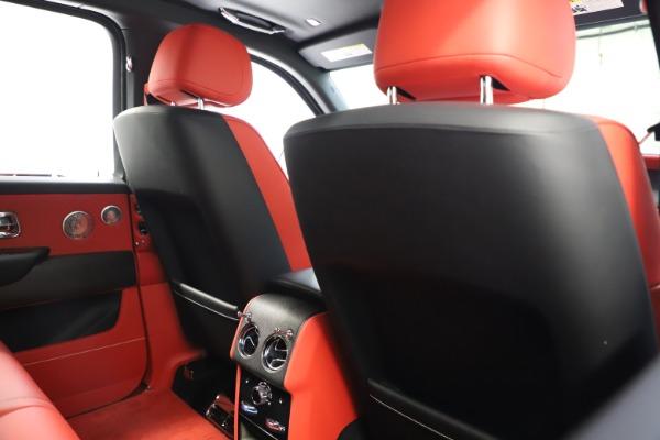 Used 2021 Rolls-Royce Cullinan for sale Sold at Alfa Romeo of Westport in Westport CT 06880 22