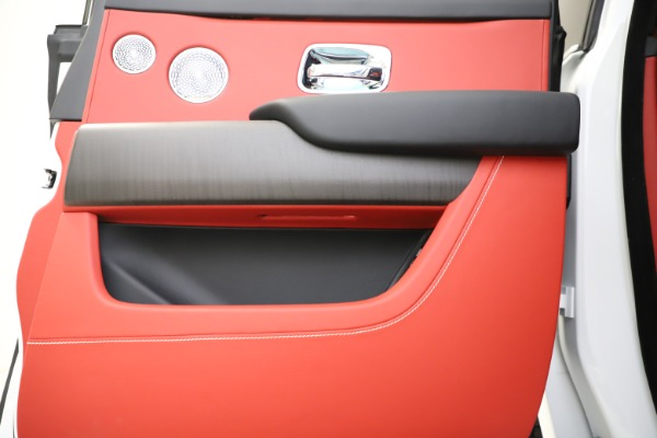 Used 2021 Rolls-Royce Cullinan for sale Sold at Alfa Romeo of Westport in Westport CT 06880 23