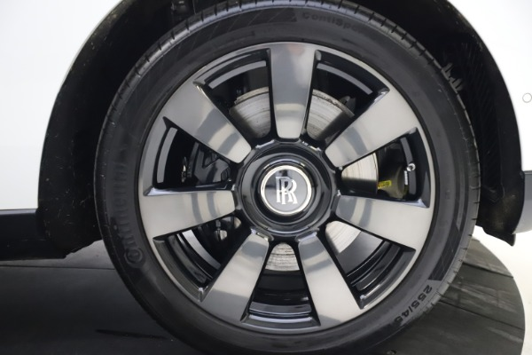 Used 2021 Rolls-Royce Cullinan for sale Sold at Alfa Romeo of Westport in Westport CT 06880 24