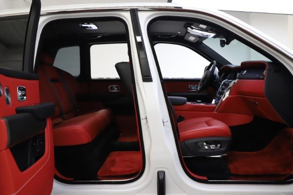 Used 2021 Rolls-Royce Cullinan for sale Sold at Alfa Romeo of Westport in Westport CT 06880 26