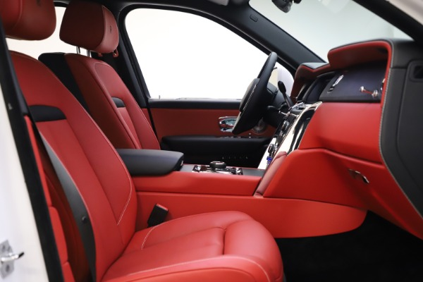 Used 2021 Rolls-Royce Cullinan for sale Sold at Alfa Romeo of Westport in Westport CT 06880 27