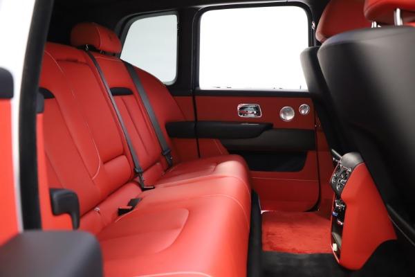 Used 2021 Rolls-Royce Cullinan for sale Sold at Alfa Romeo of Westport in Westport CT 06880 28