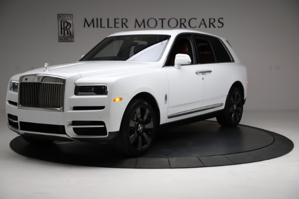 New 2021 Rolls-Royce Cullinan for sale $378,525 at Alfa Romeo of Westport in Westport CT 06880 3