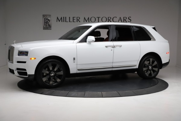 New 2021 Rolls-Royce Cullinan for sale $378,525 at Alfa Romeo of Westport in Westport CT 06880 4