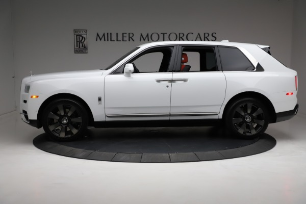 New 2021 Rolls-Royce Cullinan for sale $378,525 at Alfa Romeo of Westport in Westport CT 06880 5