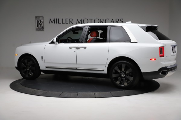 New 2021 Rolls-Royce Cullinan for sale $378,525 at Alfa Romeo of Westport in Westport CT 06880 6