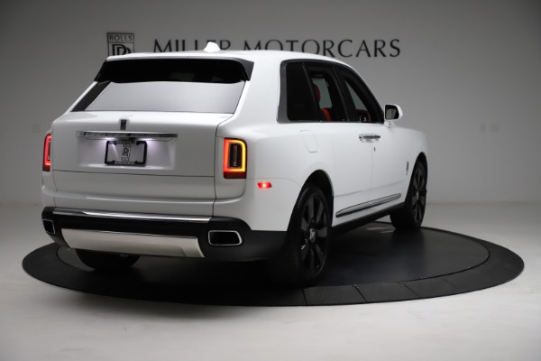 New 2021 Rolls-Royce Cullinan for sale $378,525 at Alfa Romeo of Westport in Westport CT 06880 9