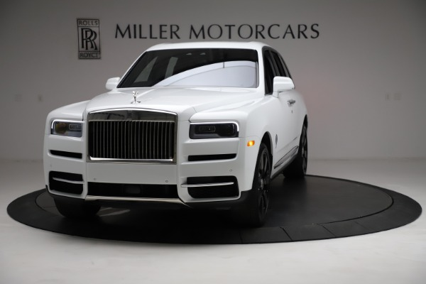 New 2021 Rolls-Royce Cullinan for sale $378,525 at Alfa Romeo of Westport in Westport CT 06880 1