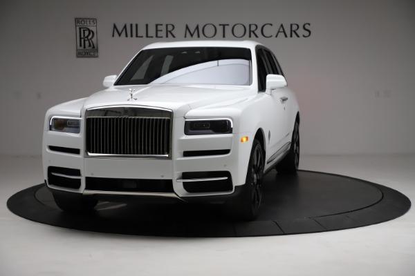 Used 2021 Rolls-Royce Cullinan for sale Sold at Alfa Romeo of Westport in Westport CT 06880 1