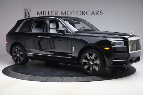 New 2021 Rolls-Royce Cullinan for sale $369,975 at Alfa Romeo of Westport in Westport CT 06880 10