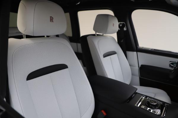 New 2021 Rolls-Royce Cullinan for sale Sold at Alfa Romeo of Westport in Westport CT 06880 14