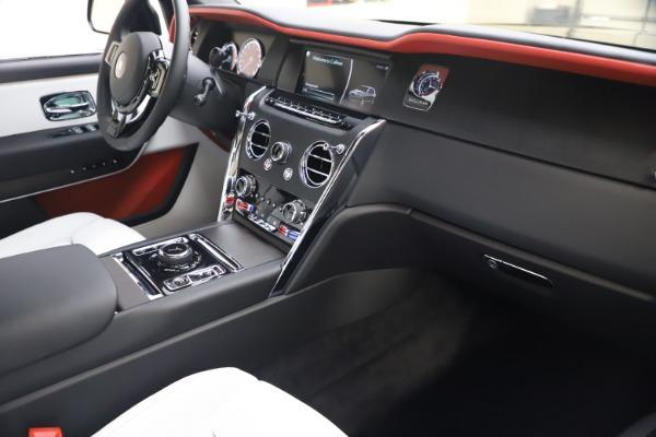 New 2021 Rolls-Royce Cullinan for sale Sold at Alfa Romeo of Westport in Westport CT 06880 16