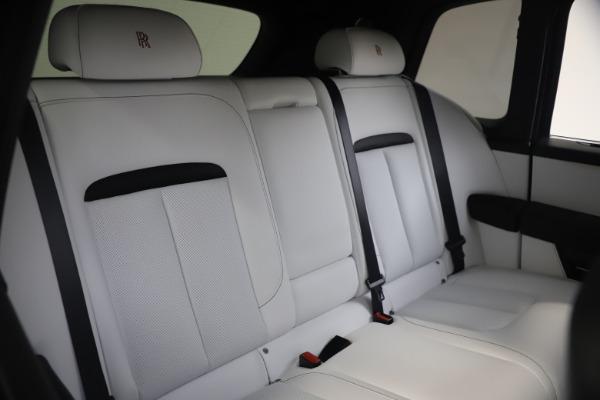 New 2021 Rolls-Royce Cullinan for sale Sold at Alfa Romeo of Westport in Westport CT 06880 17