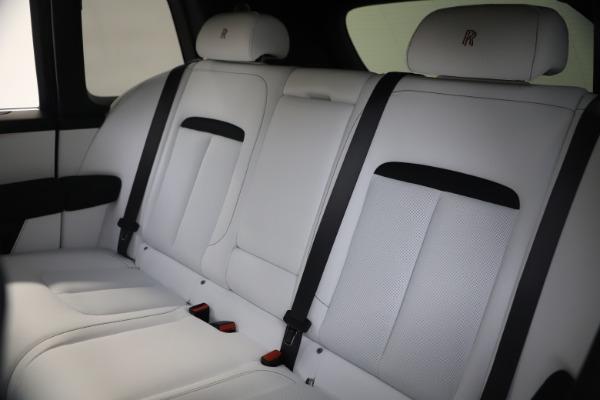 New 2021 Rolls-Royce Cullinan for sale Sold at Alfa Romeo of Westport in Westport CT 06880 18