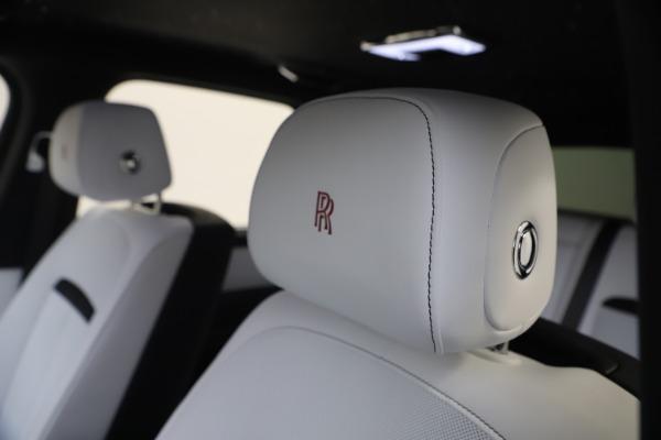 New 2021 Rolls-Royce Cullinan for sale Sold at Alfa Romeo of Westport in Westport CT 06880 23
